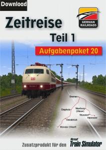 German Railroads - Aufgabenpaket 20 - Zeitreise - Teil 1