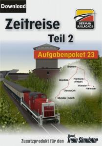 German Railroads - Aufgabenpaket 23 - Zeitreise Teil 2