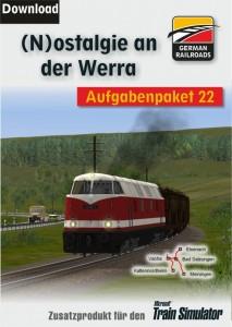 Cover Aufgabenpaket 22 - (N)ostalgie an der Werra