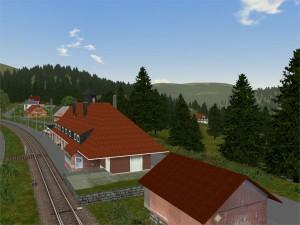 Bahnhof Feldberg-Bärental