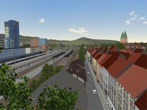 Freiburg Hauptbahnhof