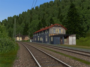 Bahnhof Hirschsprung