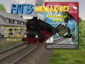 Cover - HTB Reloaded