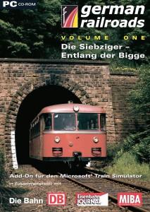German Railroads - Vol.01a - Die Siebziger - Entlang der Bigge