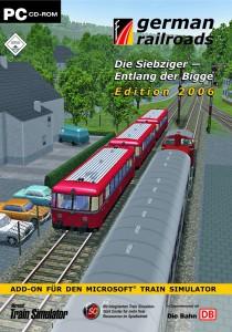 German Railroads - Vol.01b - Die Siebziger - Entlang der Bigge (Edition 2006)