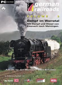 German Railroads - Vol.03 - Dampf im Werratal