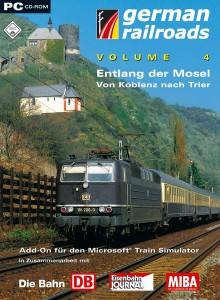 German Railroads - Vol.04 - Entlang der Mosel