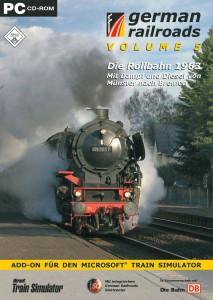 German Railroads - Vol.05 - Die Rollbahn 1963