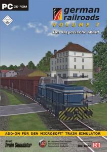 German Railroads - Vol.07 - Der Bayerische Wald