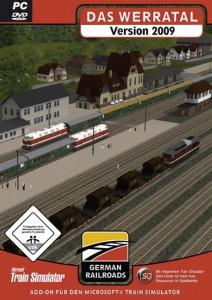 German Railroads - Vol.10 - Das Werratal (Version 2009)