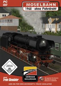 German Railroads - Vol.11 - Moselbahn 1968