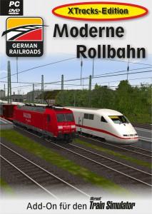German Railroads - Vol.13 - Moderne Rollbahn