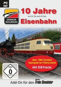 German Railroads - 10 Jahre virtuelle Eisenbahn